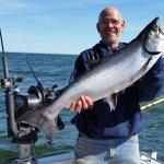 Draudimas žvejoti lašišas ir šlakius – žvejų labui