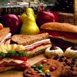 Informacija keliaujantiems į gamtą: Apie maisto produktus