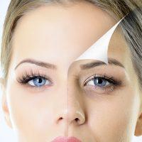 Akys ir paakių oda