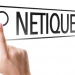 Kodėl reikia paisyti tinklo etiketo taisyklių