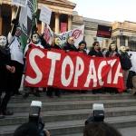 ACTA – tylus antsnukis kiekvienam