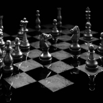 "Projektas ""DARK CHESS"""