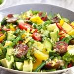 Per adventą išmokime valgyti sveikas ir skanias salotos