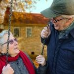 70 metų kartu pragyvenusios poros santuokos paslaptis – humoro jausmas