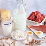 Baltymai, riebalai, angliavandeniai
