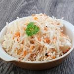 Rauginti kopūstai – vitaminų šaltinis