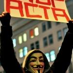 Neleisk Lietuvoje pasirašyti ACTA!