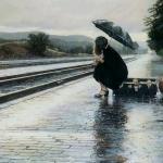 Rudeninės depresijos gniaužtuose